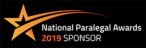 The National Paralegal Awards Sponsor Logo